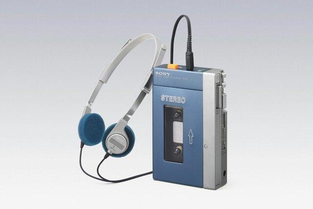Cassettes (Sony Walkman)