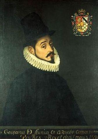 Gaspar de Zúñiga y Acevedo