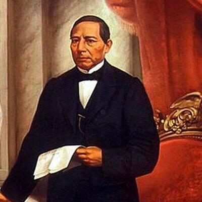 Benito Juárez timeline