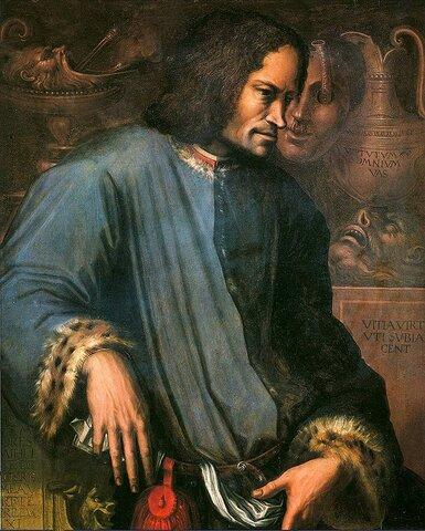 Primer mecenas: Lorenzo el Magnífico