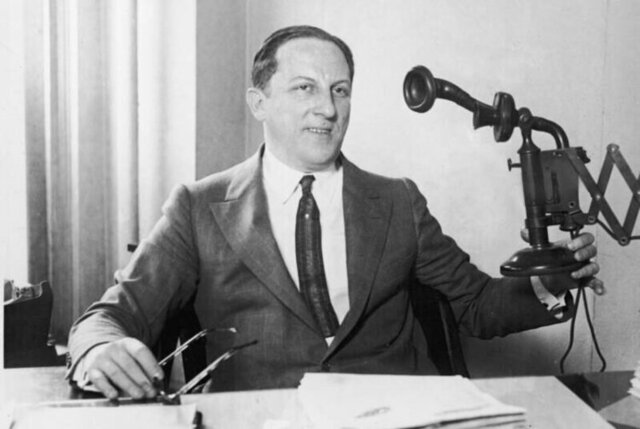 Meyer Lansky Meets Arnold Rothstein