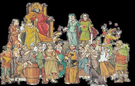 Edad Media Con Feudalismo