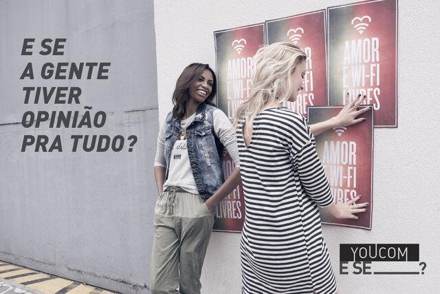 """Novo reposicionamento de Marca: campanha """"e se?"""""""