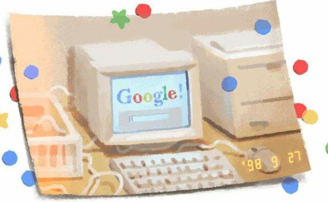 Lanzamiento del buscador Google