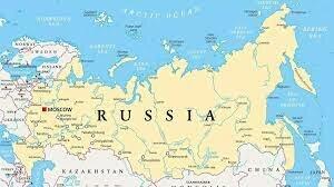 TERCER VIAJE A RUSIA