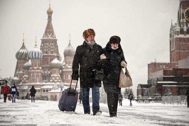 SEGUNDO VIAJE A RUSIA