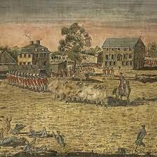 Battles of Lexxington and Concord