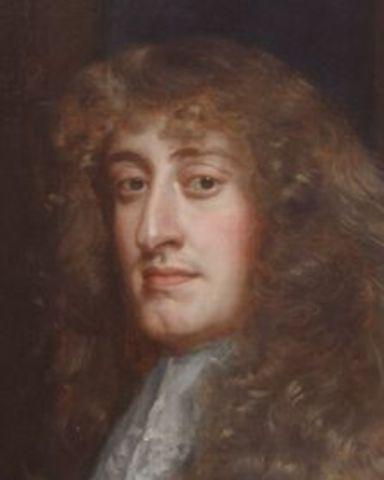 Glorius Revolution drives James II from England
