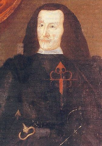 Diego de Benavidez y de la Cueva