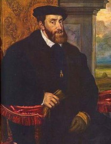 Rey Carlos I (1516-1556)