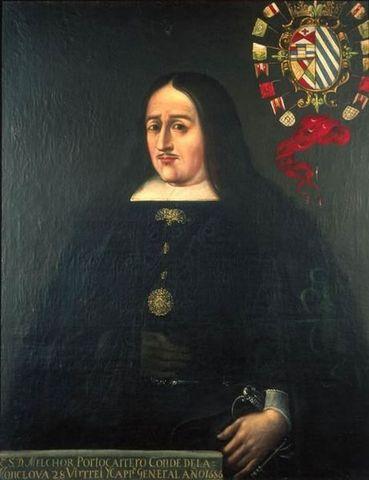 Melchor Portocarrero Lasso de la Vega