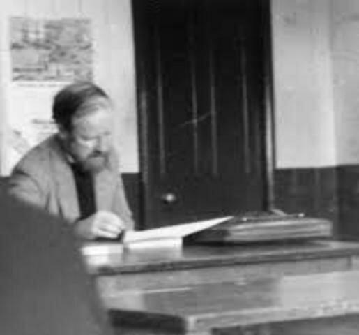 Began teaching in Salisbury
