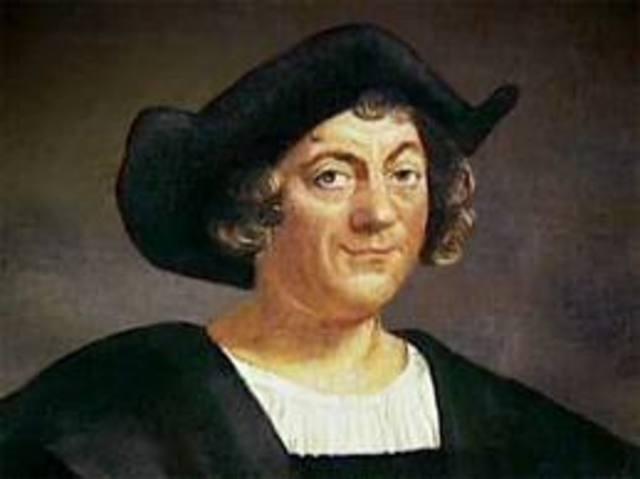Christopher Columbus was born