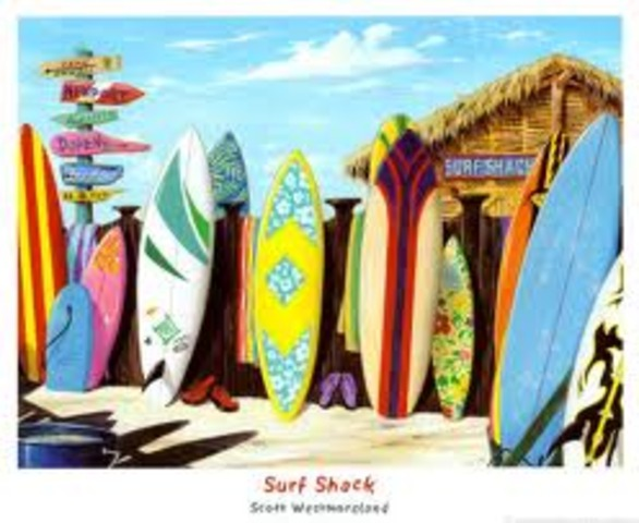Je saurai faire du surf (I will know how to surf)