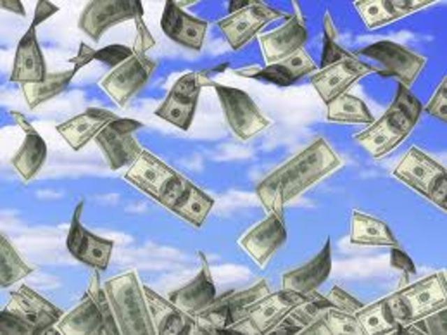 J'aurais beacoup de l'argent ( I will have alot of money)