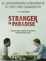 The 1st music video (Stranger in paradise)