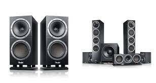 HI-FI home audio
