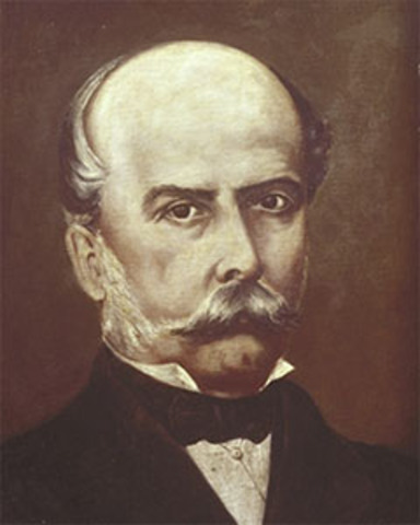 Filippo Paccini publishes his results and discoveries of cholera.