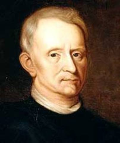 English scientist, Robert Hooke is born