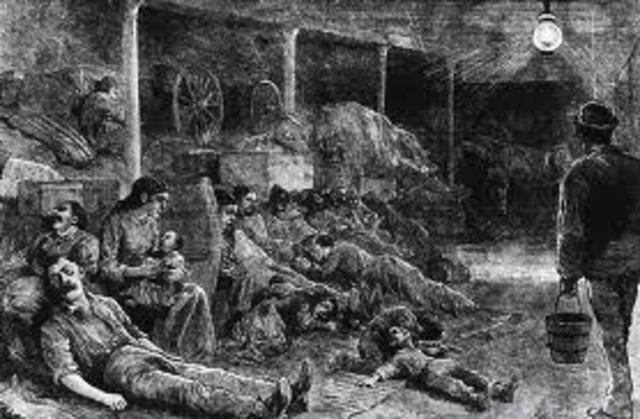 Cholera Pandemic in Calcutta