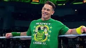 My business represents famous celebrity John Cena