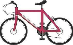 Aprendí a andar en bicicleta
