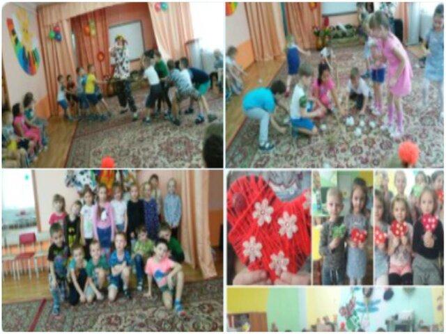 Масленичная неделя в детском саду