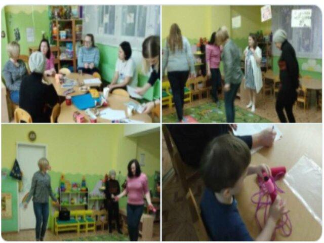 Беседа за круглым столом«Здоровый образ семьи – залог успешного воспитания ребенка»