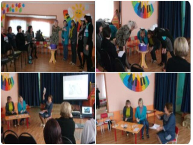 Мастер-класс с педагогами по познавательно-исследовательской деятельности