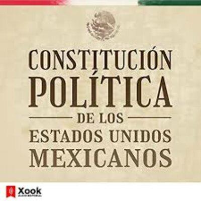 Desarrollo histórico de la Constitución Política de los Estados Unidos Mexicanos. timeline