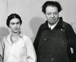 El matrimonio con Diego Rivera