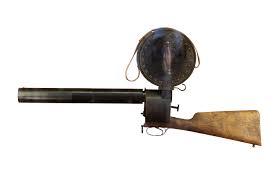 Etienne Marey Camera Rifle