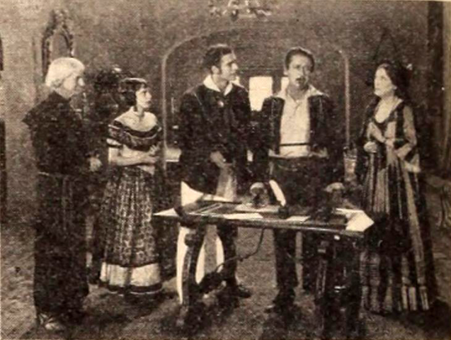 The first 3D film produced