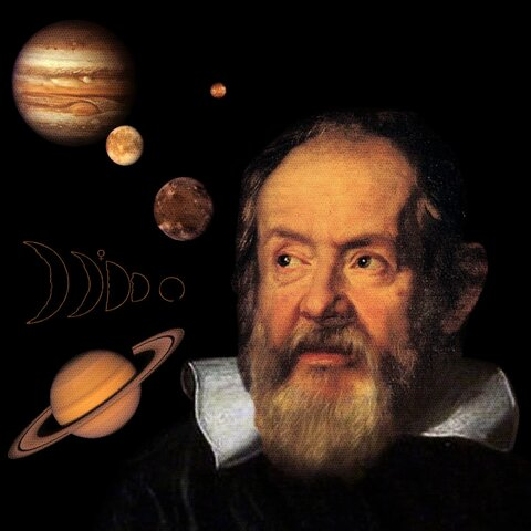 Galileo Discovers Planets