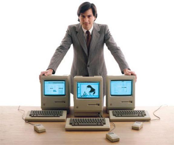 Apple anuncia el ordenador personal Macintosh