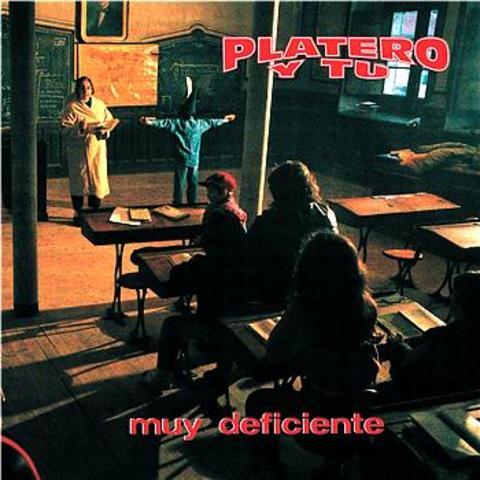 """Publicación:""""Muy deficiente"""" PLATERO Y TU"""