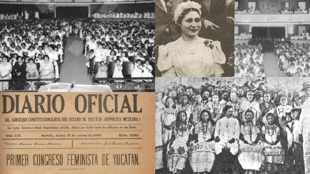 The First Workers' Congress of Yucatán