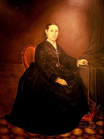Juárez married Margarita Meza.