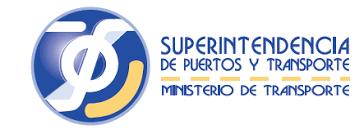 SUPERINTENDENCIA DE PUERTOS Y TRANSPORTE.