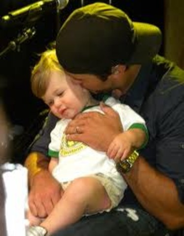 Luke's first son