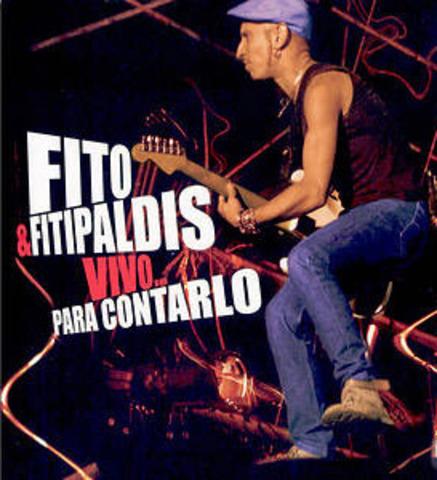 "Publicación: ""Vivo... para contarlo"" FITO&FITIPALDIS"