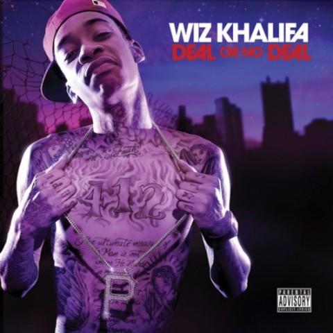 Wiz Khalifa makes his second album.