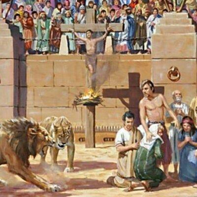 DESARROLLO DEL CRISTIANISMO timeline