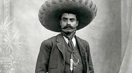 Emiliano Zapata timeline