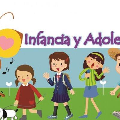 TRAS LOS PASOS DE LA INFANCIA Y LA ADOLECENCIA timeline