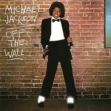 """Publicó el álbum """"Off the wall"""""""