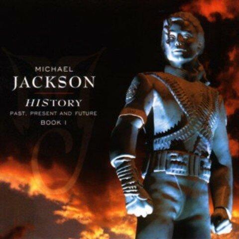 """Publicó el álbum """"HIStory: Pasado, Presente y Futuro, Libro I"""""""