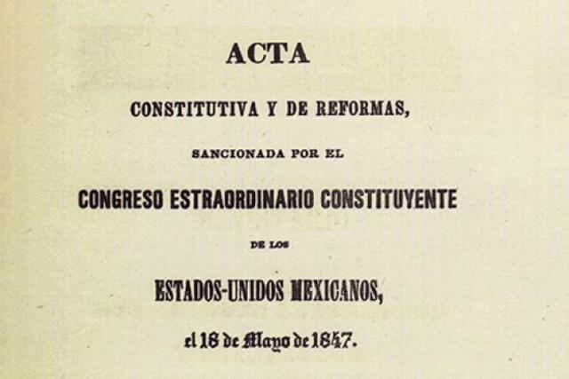 Acta de Reformas