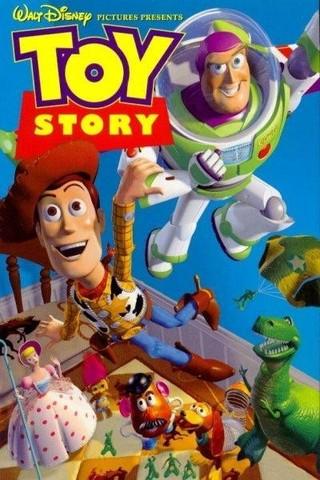 etreno de Toy story