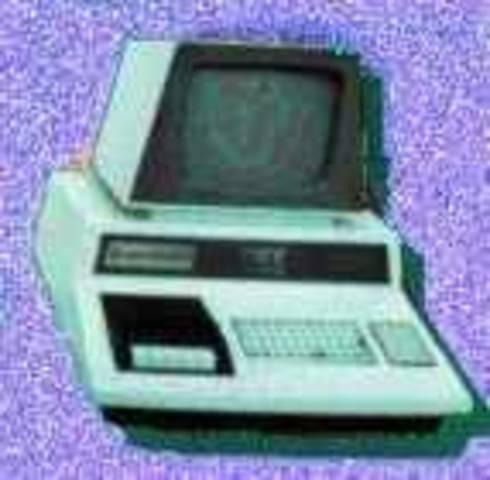Apple I,II & TRS-80 & Commodore pet computers created